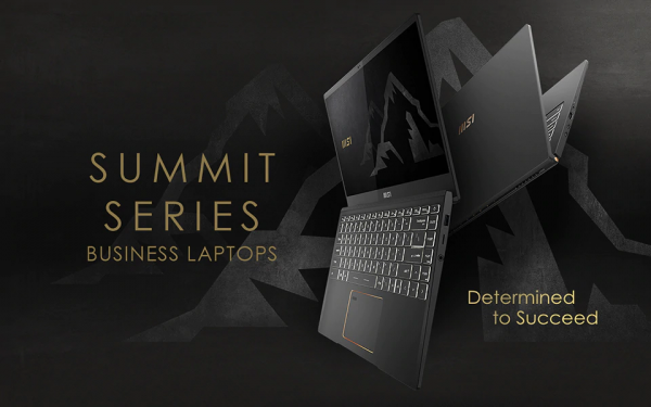 MSI BUSINESS NOTEBOOKS 1