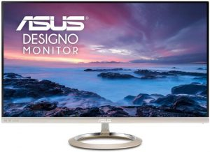 ASUS Gaming Monitor by fivetech