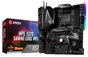 MSI MPG X570